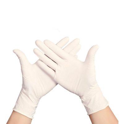 Manusi-Chirugicale,-Pudrate,-Sterile,-Latex