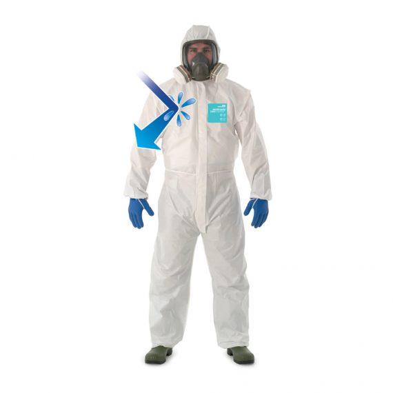 Combinezon-Protectie-Biologica,--Ansell-AlphaTec®-Microgard-2000,-Marime-M