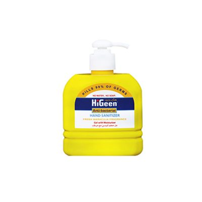 Gel-Anti-bacterian-HiGeen-Fresh-Maracuja-500-ml